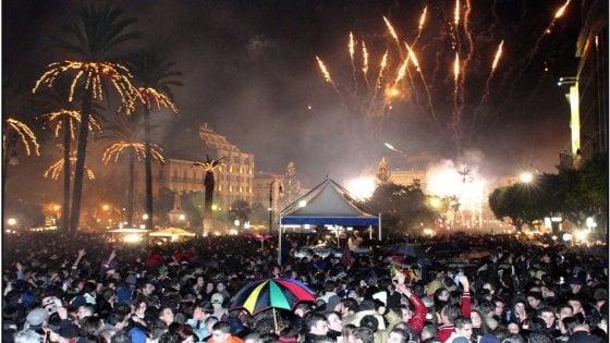 Palermo, pubblicato il bando del Comune per il doppio Capodanno