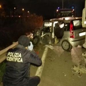 Agrigento, scontro tra auto e camion sulla Statale 115: una vittima
