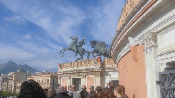 Tre milioni per i restauri del Politeama