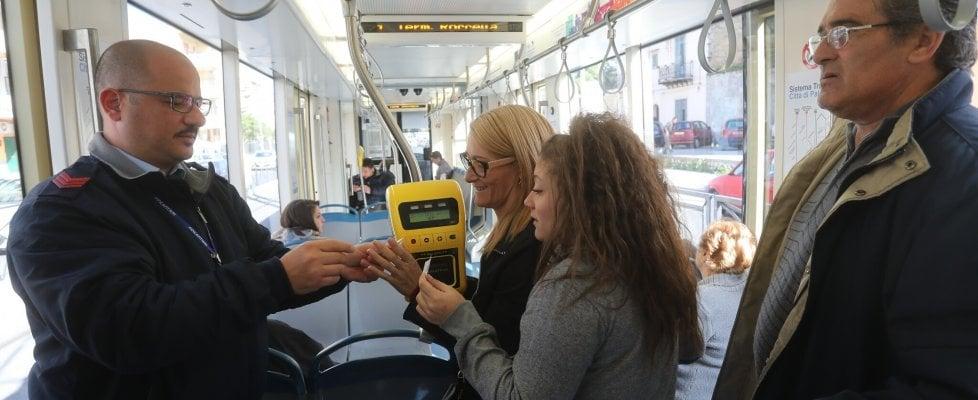 Palermo, con i vigilantes sui bus raddoppia il numero dei biglietti venduti