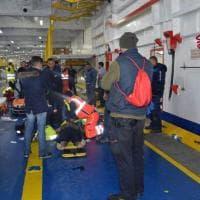 Messina, tre morti sul lavoro in una nave ex Siremar