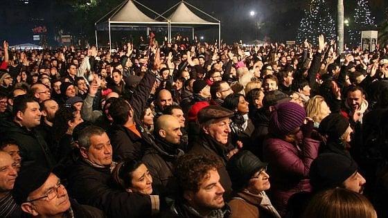 Capossela, Raf, Dolcenera: boom di cantanti in lizza per il Capodanno a Palermo