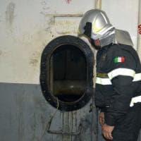 Tragedia nave Sansovino: via alle analisi all'interno della nave, 60 giorni