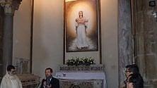 La Madonna di Sciortino nella chiesa della Catena