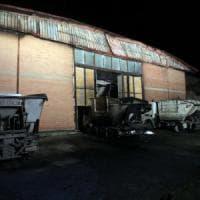 Agrigento, incendio in un capannone: morto il custode, era un senzatetto