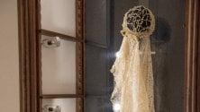 """L'abito da sogno  del """"Gattopardo""""  esposto a Ragusa"""