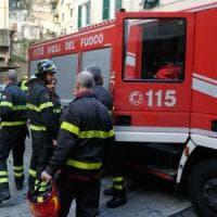Palermo, incendi in casa: quattro anziani intossicati