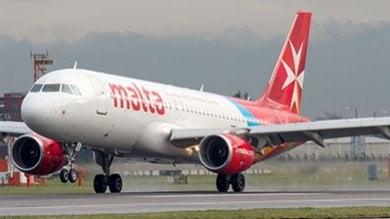 Air Malta fa il pieno di passeggeri siciliani aumentano i voli su Palermo     foto