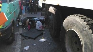 Messina, bimba di nove anni  muore in un incidente stradale