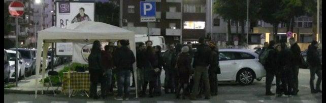 Firme false, grillini divisi al banchetto   Video   arriva l'indagata e i dissidenti se ne vanno