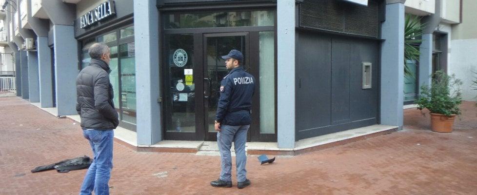 Da Palermo in trasferta a Bologna per rapinare banche$