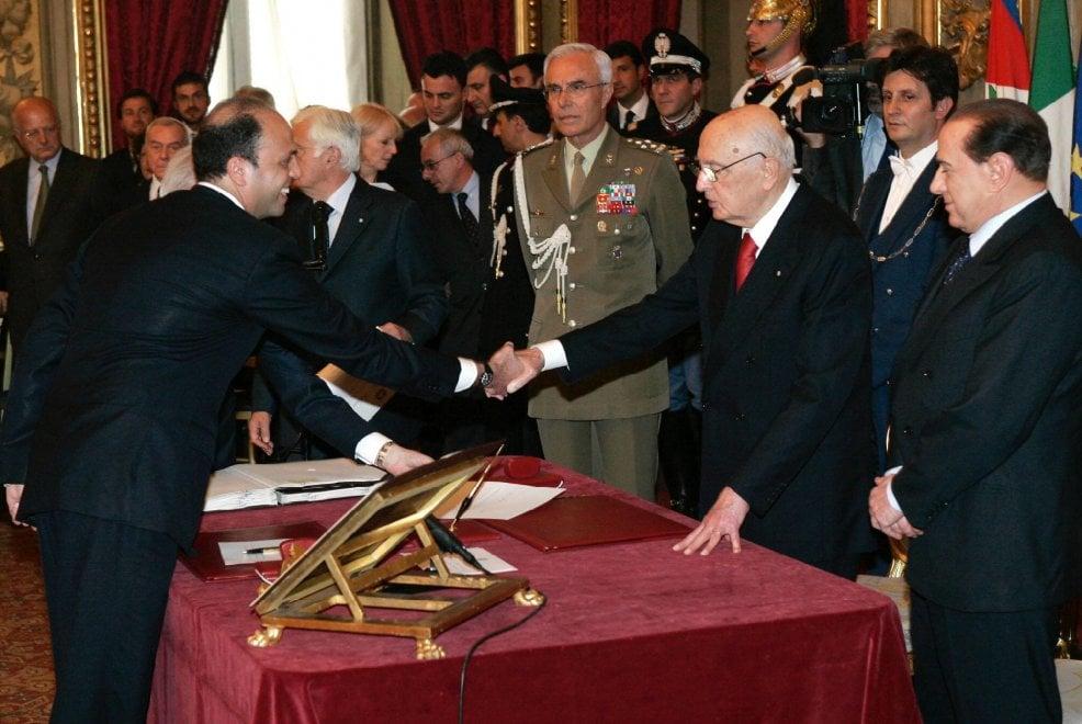 Il record di Angelino Alfano: 2500 giorni al governo