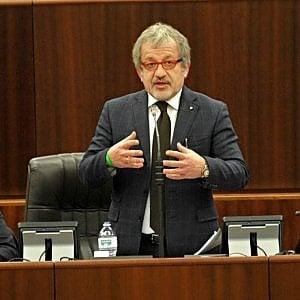 """Stato-mafia, depone Maroni: """"Nel 1994 mi opposi al decreto giustizia"""""""