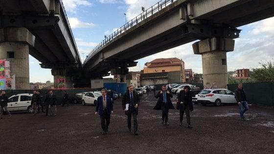 """Delrio inaugura due stazioni metro di Catania. """"Città con tempi europei"""""""