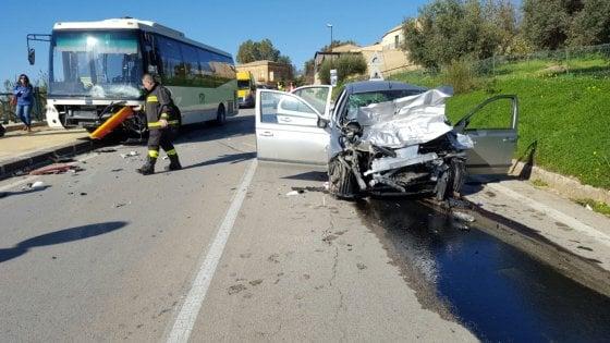 Vigilia di sangue sulle strade siciliane, tre morti tra Palermo e l'Agrigentino