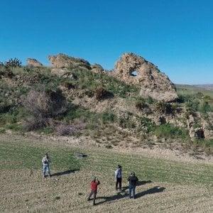 Archeologia, scoperto a Gela il calendario del 6000 avanti Cristo