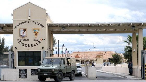 Risultati immagini per base militare sigonella