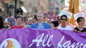 Il gay pride e il leghista di casa nostra     di GERY PALAZZOTTO
