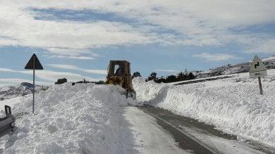 Madonie, dopo dieci giorni di neve  riaprono le scuole   guarda il meteo