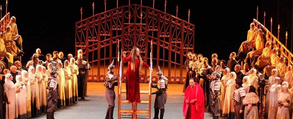 """La diretta di """"Macbeth"""" dal Teatro Massimo di Palermo"""