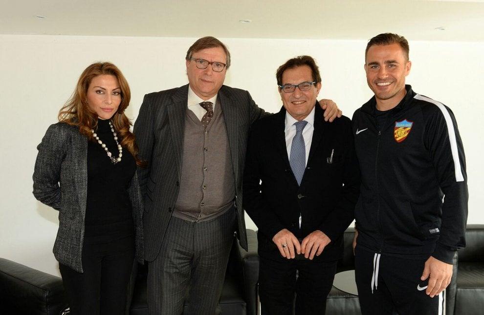 Catania: Crocetta a Torre del Grifo per incontrare Cannavaro