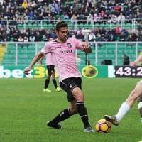 Il Palermo non ferma l'Atalanta. La salvezza resta lontana