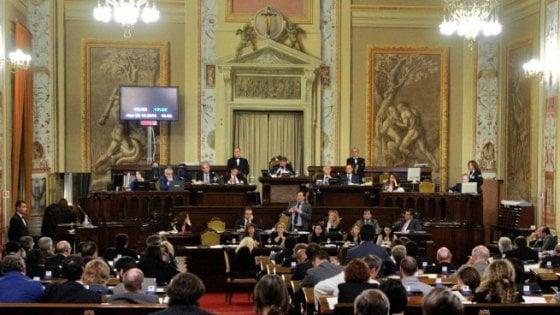 Ars, bagarre in Commissione Bilancio, la Finanziaria in salita