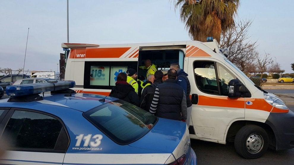 Palermo, incidente fra due moto al Foro Italico