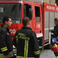 Palermo, fiamme in due aule in un istituto privato. I vigili: