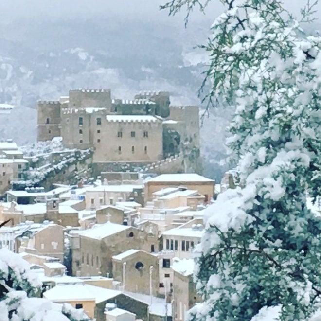 Da Caccamo a Castellammare. La città al balcone, le foto scattate da casa