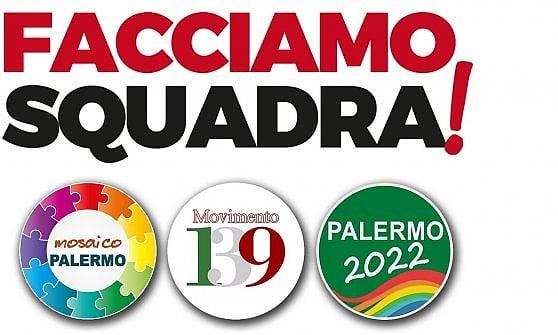Comunali a Palermo: Orlando presenta le prime tre liste