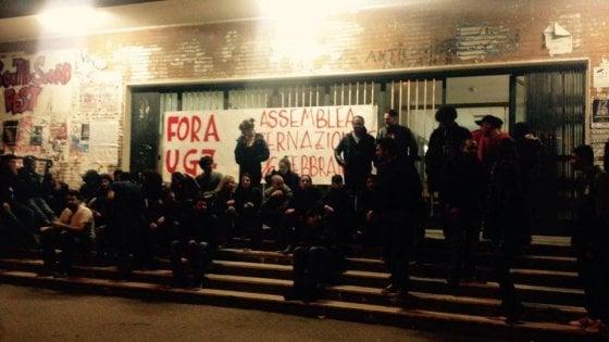 Palermo sicilia contro il g7 occupata facolt di for Facolta architettura palermo
