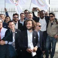 Corsa a Palazzo delle Aquile, Forello apre la campagna elettorale dei Cinque