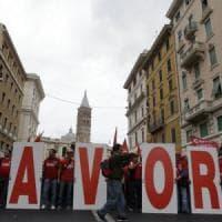 Palermo, referendum Jobs Act: la Cgil apre campagna, sul palco storie di