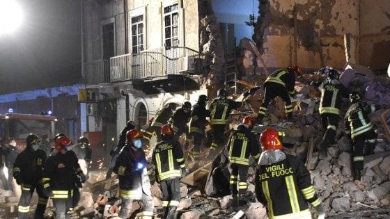 Esplosione in via Crispi a Catania. Zuccaro: