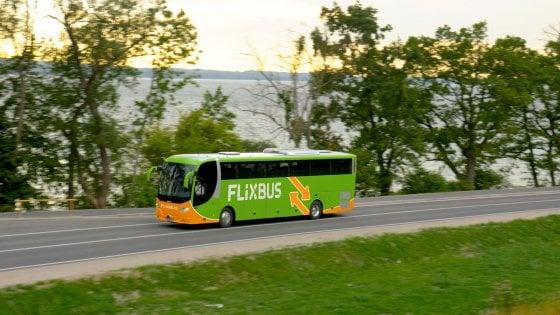 Palermo-Roma: arrivano i pullman low cost di FlixBus