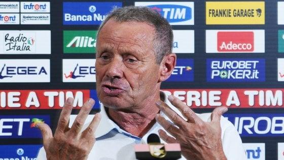 Il Palermo passa a Baccaglini: