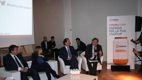 Palermo: 200 mila euro per le start up, Edison lancia il premio Pulse