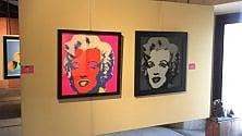 Andy Warhol a Catania   Marilyn, Campbell e oggetti da collezione