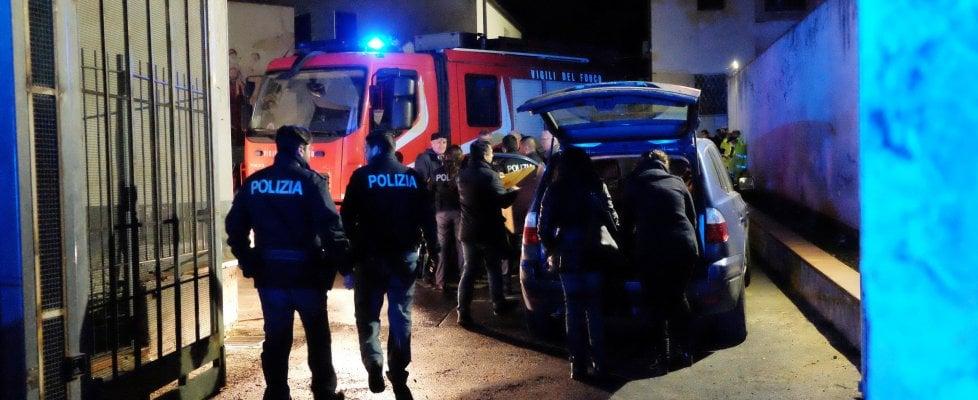 """Palermo: clochard bruciato vivo. L'assassino confessa: """"L'ho fatto per gelosia"""". Il video dell'aggressione"""