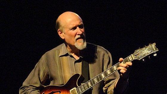 La chitarra di John Scofield al Golden. Gli appuntamenti di venerdì 17 marzo