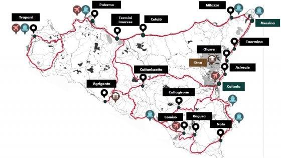 Ferrovie vende i suoi terreni più pregiati: anche le aree Notarbartolo e Sampolo