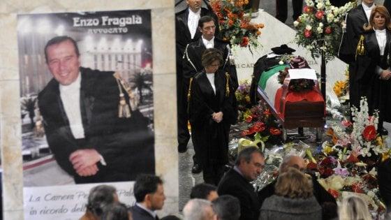 """Delitto Fragalà, il clan pagò l'avvocato al mandante e uno dei sicari protestava: """"A me niente, ora rischio"""""""