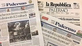 Il giornale in edicola