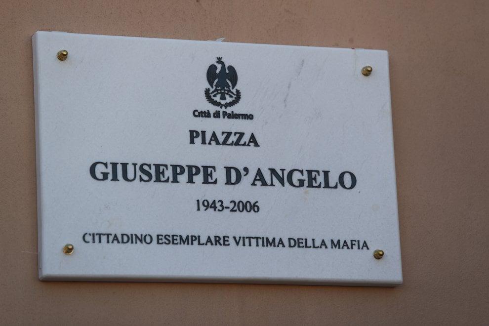 Palermo: piazza intitolata a Giuseppe D'Angelo, pensionato ucciso per errore dalla mafia