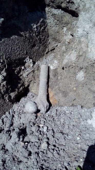 Siracusa: gli scavi clandestini ad Eloro