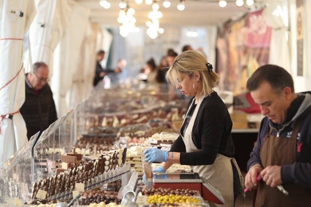 Palermo: a piazza San Domenico due giorni al cioccolato