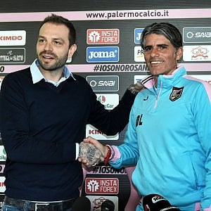 """Baccaglini: """"Il presidente sono io e Lopez non si tocca"""""""