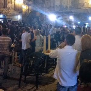 Movida, controlli dei vigili. Sequestrato un pub in piazza Florio
