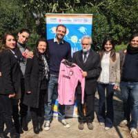 Palermo: giornata fra i ragazzi per Baccaglini
